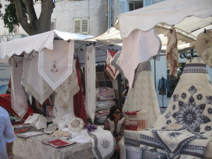 Linens & Things in Antibes