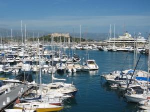 Antibes, Cotes d'Azur